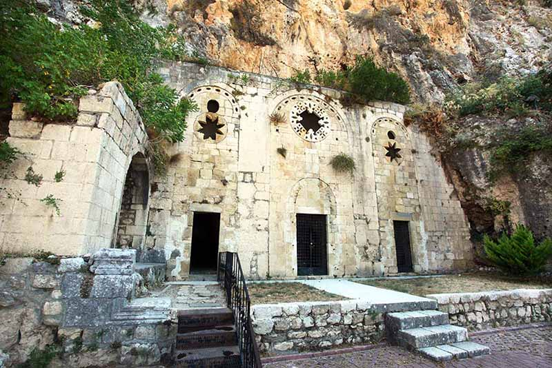 Saint Pierre Church in Antakya
