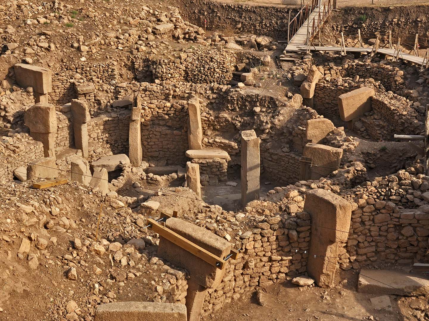 Findings in Göbeklitepe