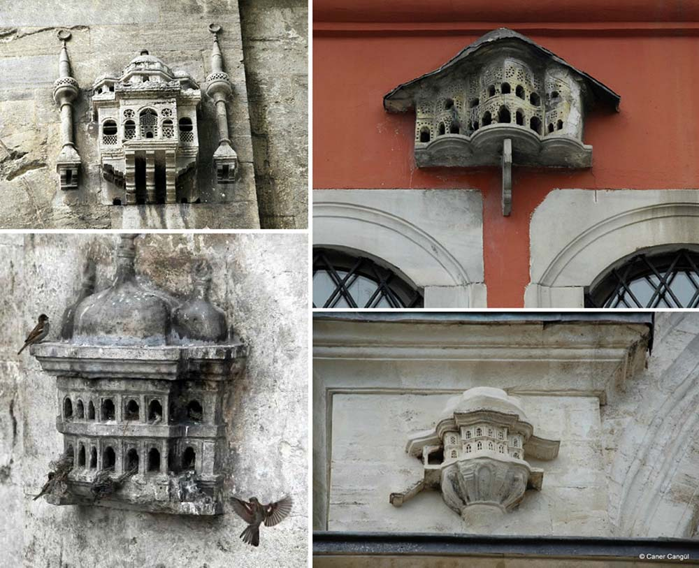 Bird Houses of Ottomans