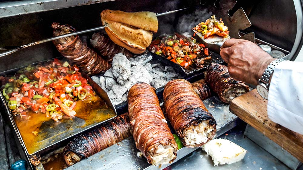 Assertive Foods in Turkish Cuisine