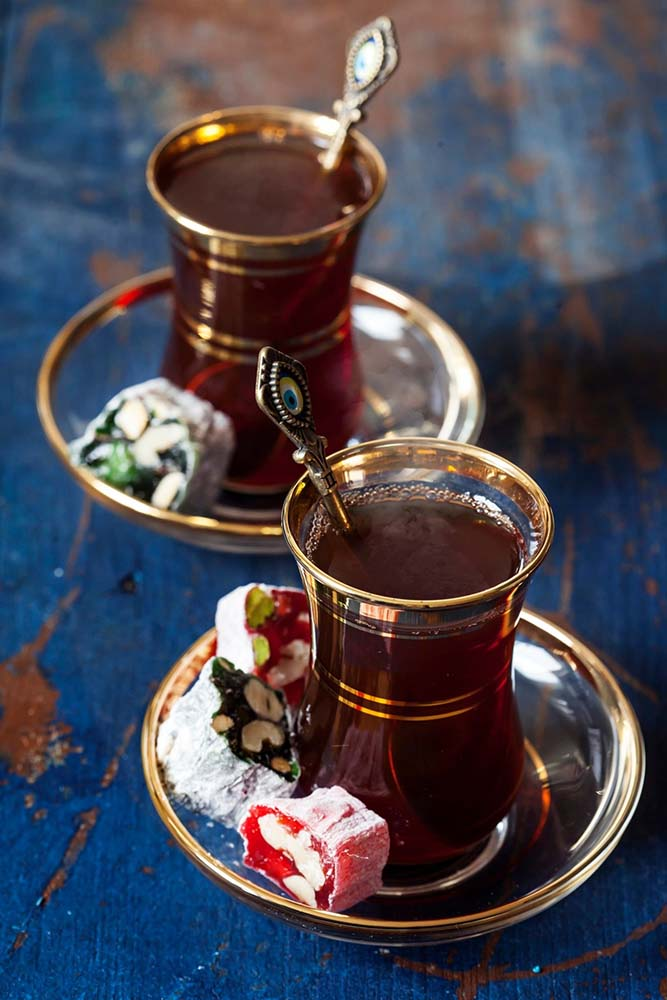 Turkish Coffee and Tea Culture