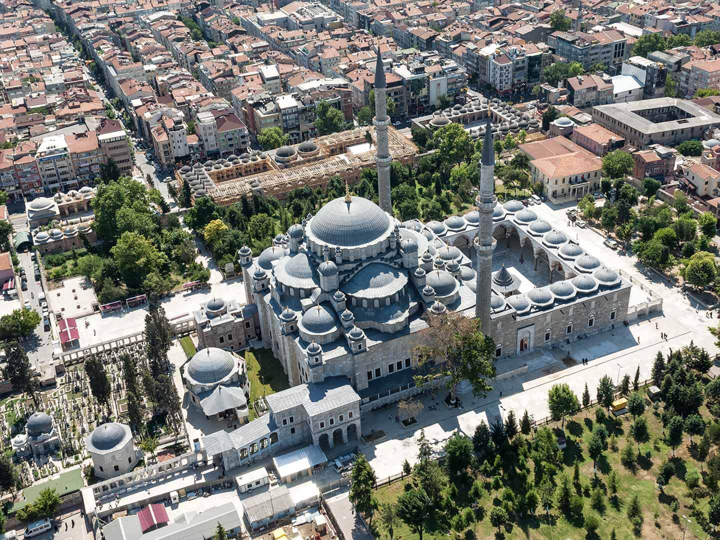 Fatih Mosque & Havariyyun Church