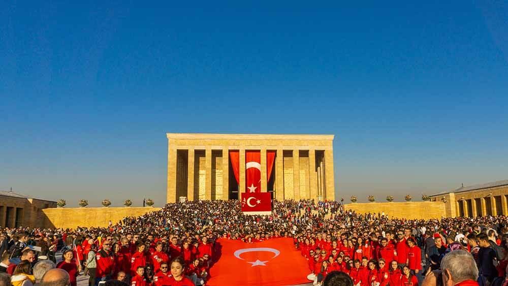 Turkey–in–1–week Itineraries