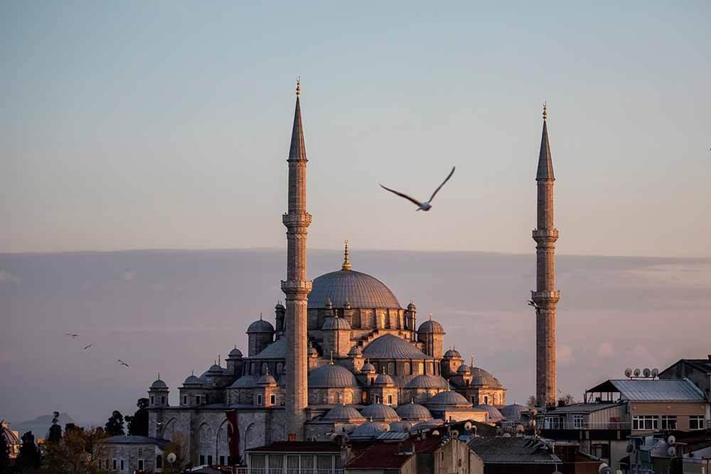 Fatih Mosque & Havariyyun Church