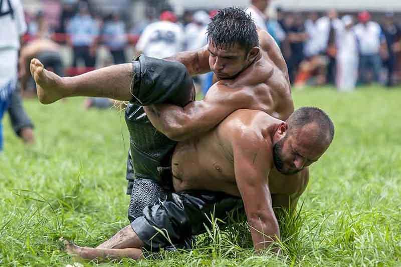 Kırkpınar Oil-Wrestling Festival