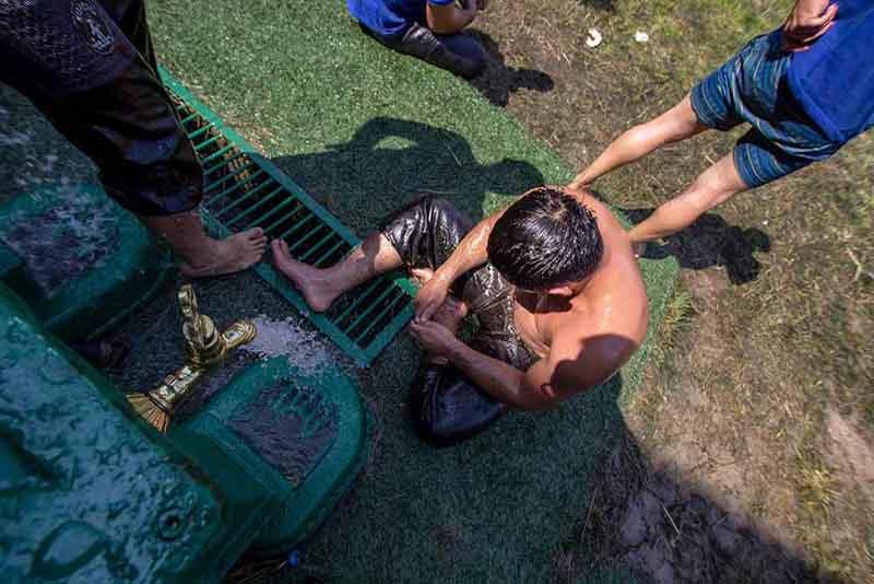 Kırkpınar Oil Wrestling Festival of Edirne