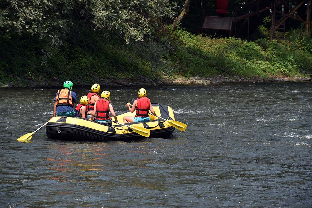 rafting in Manavgat