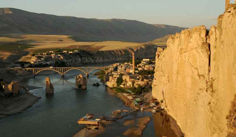 The Tale of Two Rivers: Euphrates and Tigris - Motley Turkey