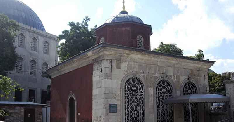 Timing Rooms (Muvakkithane) - Hagia Sophia