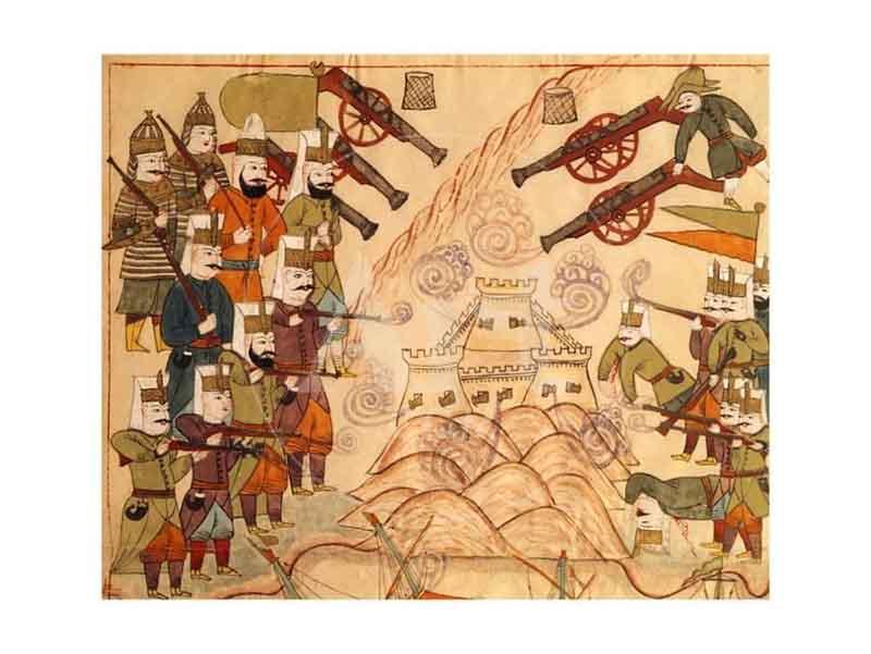Traditional Turkish handicrafts